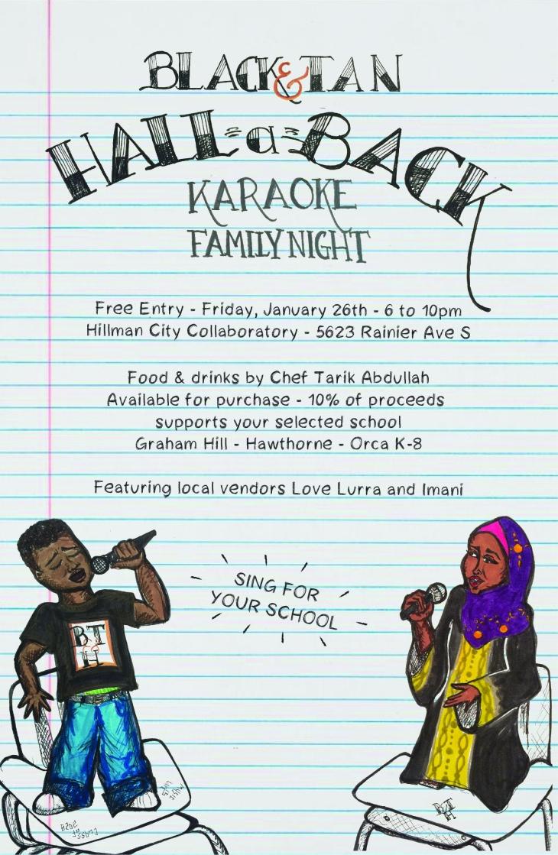 Karaoke - Poster